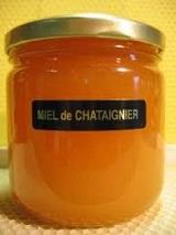 MIEL CHATAIGNIER